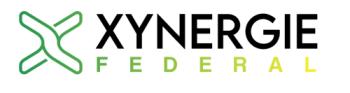 XynergieFederal Logo